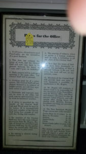 office-rules