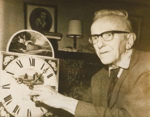 Harry Robert Norman. 1895-Nov 21, 1981